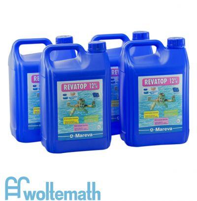 Revatop 4 x 5 Liter 12%